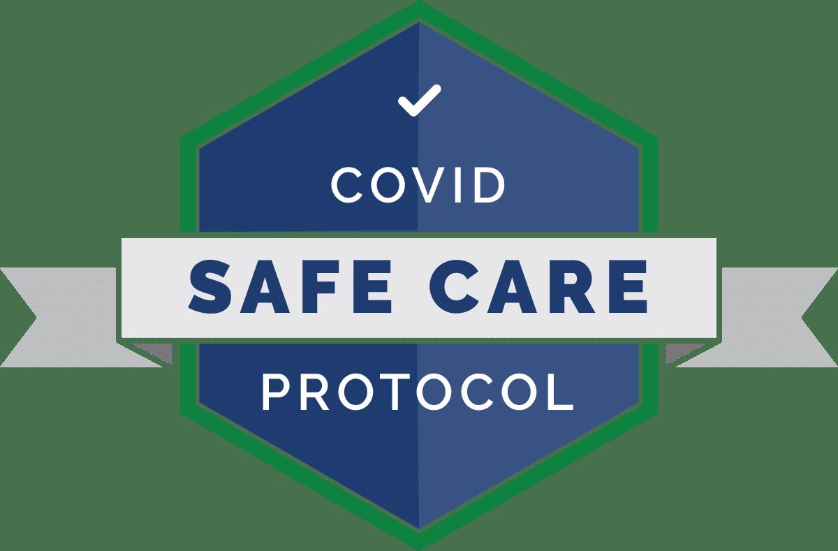 TCI Covid Badge