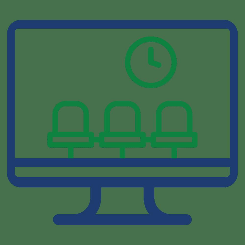 TCI Virtual Waiting Rooms